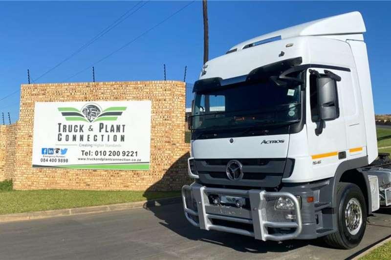 Mercedes Benz 2016 Mercedes Benz Actros 2646 Truck tractors