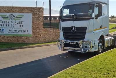 Mercedes Benz 2020 Mercedes Benz Actros 2645 Truck tractors