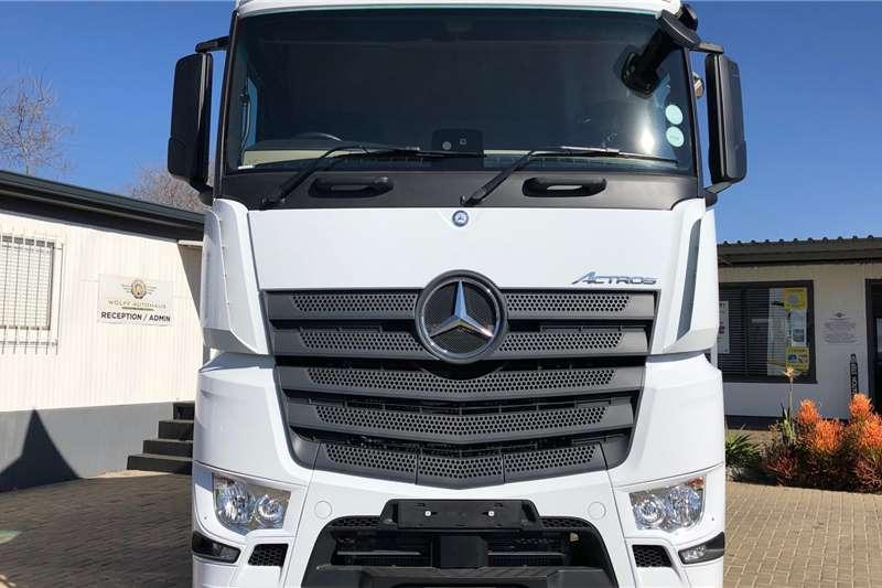 Mercedes Benz Truck tractors 2645 Actros 2019