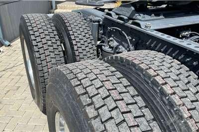 Mercedes Benz 2645 Balance of Warranty Truck tractors