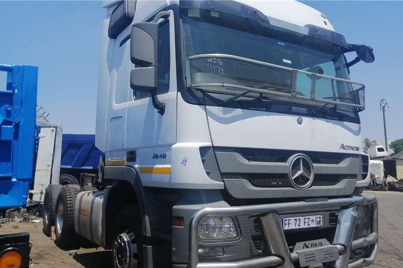 Mercedes Benz 2648 Truck tractors