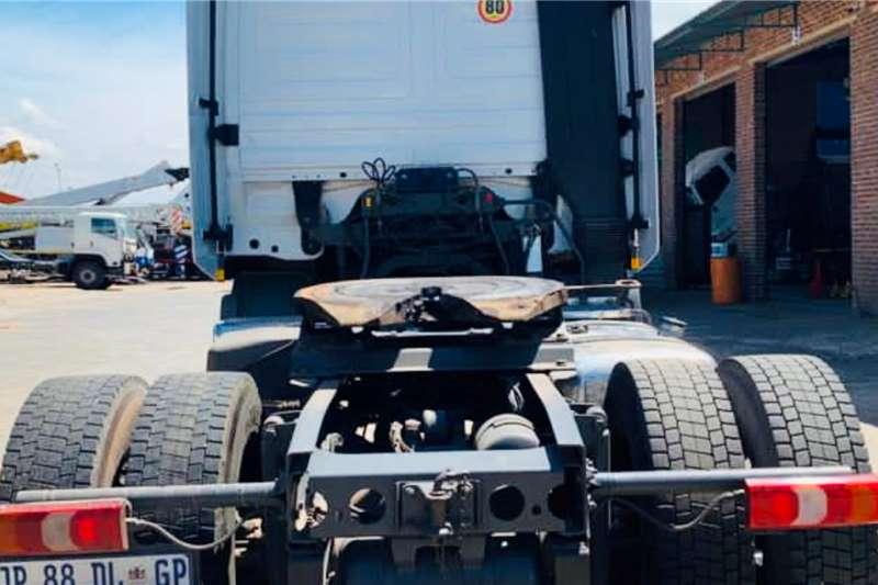 Mercedes Benz Actros 1844 Truck tractors