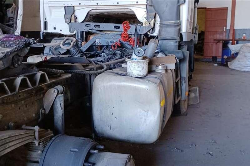 Mercedes Benz Actros 2008 V8 3350 Truck tractors