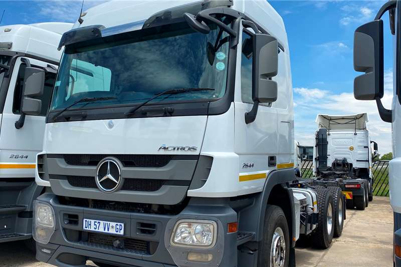 Mercedes Benz Actros 2644 Truck tractors
