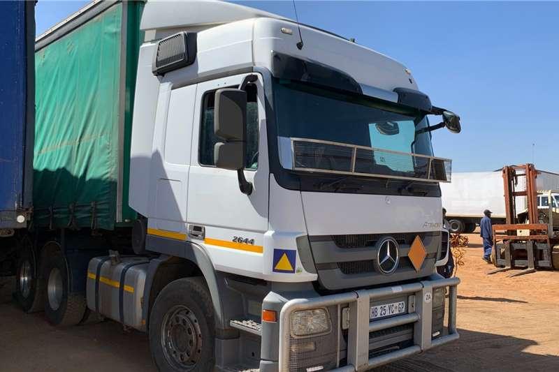 Mercedes Benz ACTROS 2644 6X4 Truck tractors