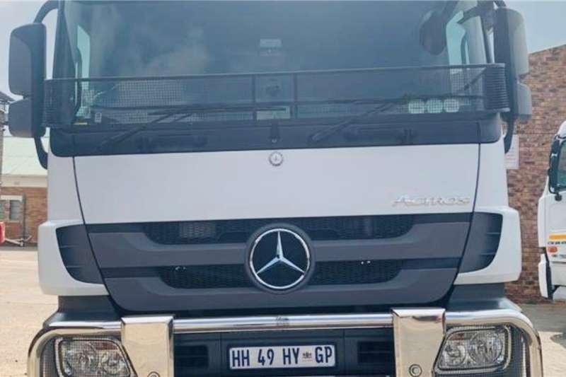 Mercedes Benz Actros 2646 Truck tractors