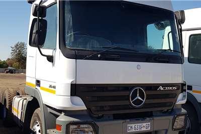 Mercedes Benz Actros 2648 Mp2 6x4TT Truck tractors
