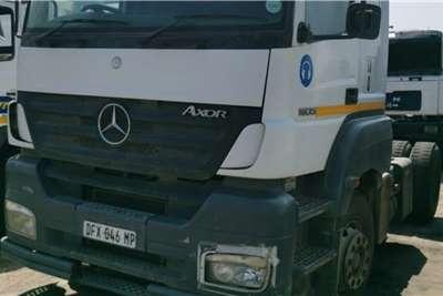 Mercedes Benz Axor 1835 4x2 Mechanical Horse Truck tractors