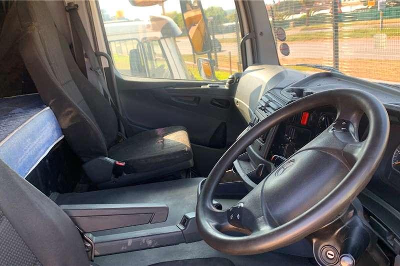 Mercedes Benz AXOR 3340 Truck tractors