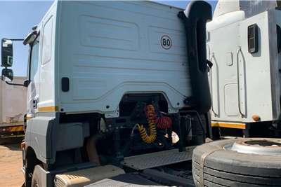Mercedes Benz AXOR 3340 6X4 Truck tractors