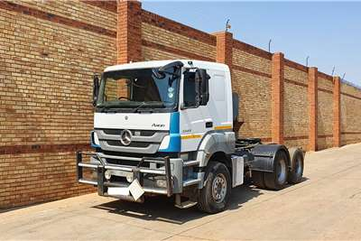 Mercedes Benz AXOR 3340 MP3,6x4 TRUCK TRACTOR Truck tractors