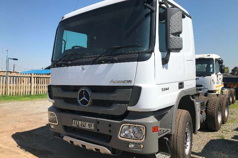 Mercedes Benz Truck tractors Double axle 2012 Mercedes Benz 3344 2012