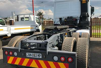 Mercedes Benz Double axle 2012 mercedes Benz Actross 2644 Truck tractors