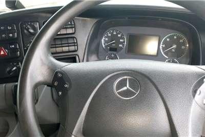 Mercedes Benz Double axle 2014 MERCEDES BENZ 2654 MP3 6x4 T/T Truck tractors