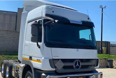 Mercedes Benz Double axle 2016 Mercedes Benz Actros 2646 Truck tractors