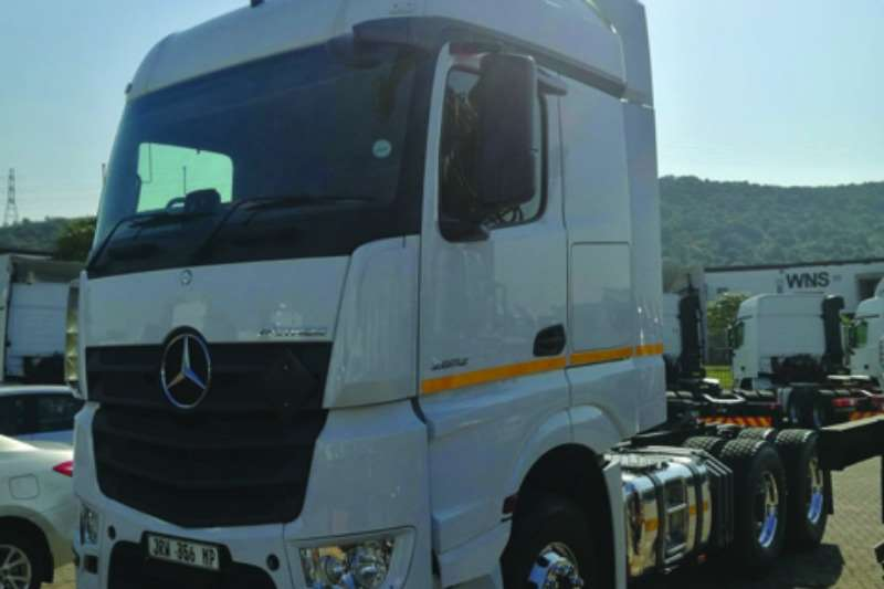 Mercedes Benz Truck tractors Double axle 2018 Mercedes Benz 2652, 6x4 2018