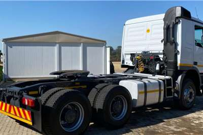 Mercedes Benz Double axle 2018 Mercedes Benz Actros 3344 Truck tractors