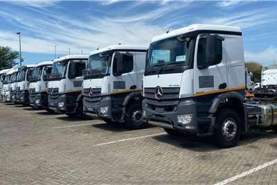 Mercedes Benz Double axle 2019 Mercedes Benz Actros 33.45 LS/33 Truck tractors