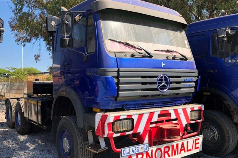 Mercedes Benz Truck Tractors Double Axle 26 Series 1987