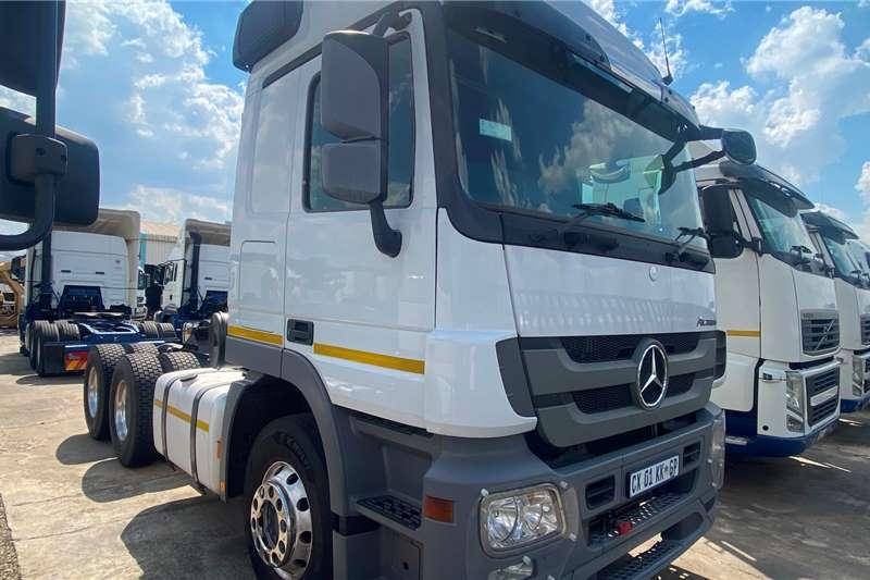 Mercedes Benz Double axle 2644 Actros Truck tractors