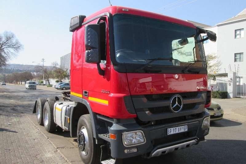 Mercedes Benz Truck tractors Double axle 3344Actros 2011
