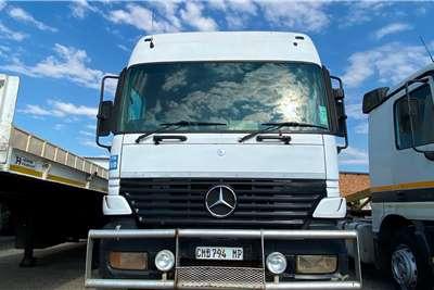 Mercedes Benz Double axle (6x4) Actros 2640 Truck tractors