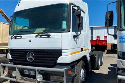 Mercedes Benz Double axle Actros 2640 In Running Condition Truck tractors