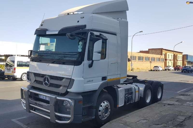 Mercedes Benz Truck Tractors Double Axle Actros 2644 2015