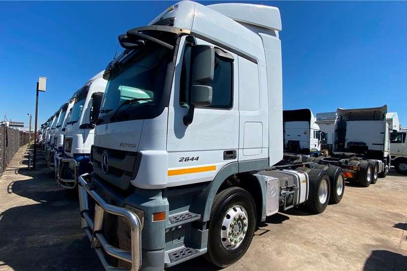 Mercedes Benz Double axle Actros 2644 In Condition Truck tractors