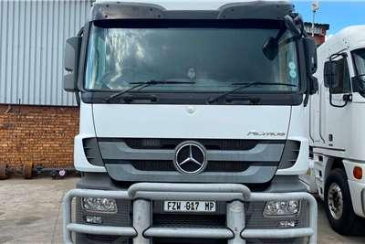 Mercedes Benz Double axle Actros 2644 In Mint Condition Truck tractors