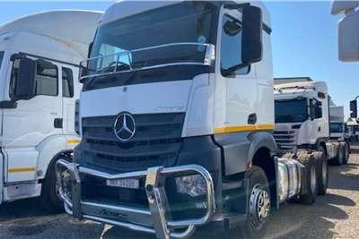 Mercedes Benz Double axle Actros 2645 6x4 T/T Truck tractors