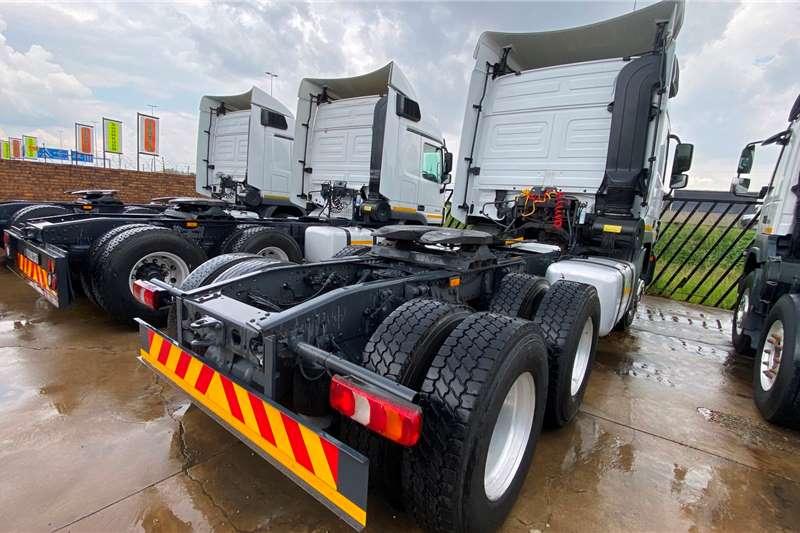 Mercedes Benz Double axle Actros 2646 Truck tractors