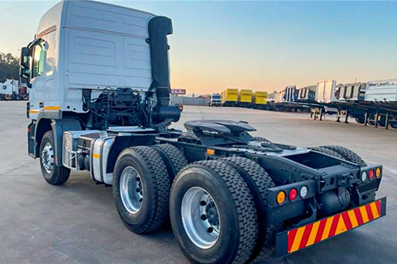 Mercedes Benz Double axle Actros 2646   FSH   Service + Warranty Included Truck tractors