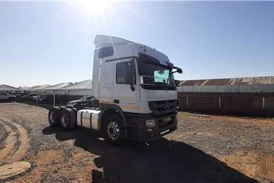 Mercedes Benz Double axle Actros 2646LS/33 Truck tractors