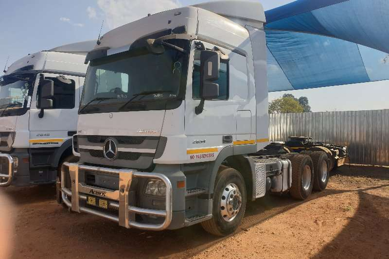 Mercedes Benz Truck tractors Double axle Actros 2654 MP3 MP3 2014