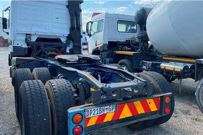 Mercedes Benz Double axle Actros 3340 Truck tractors