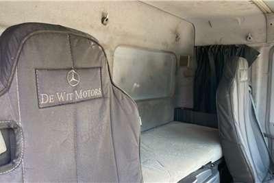 Mercedes Benz Double axle Actros 3344 6x4 T/T Truck tractors