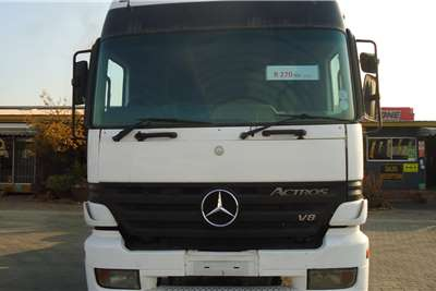 Mercedes Benz Double axle ACTROS MP1 33.48 T/T C/C ND353885 #6566 Truck tractors