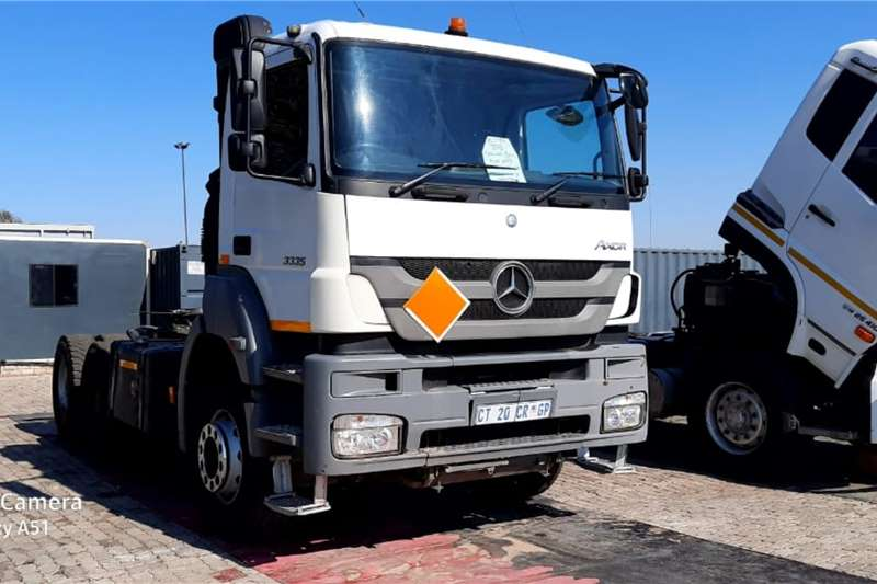 Mercedes Benz Double axle Axor 3335 6x4 Truck Tractor Truck tractors