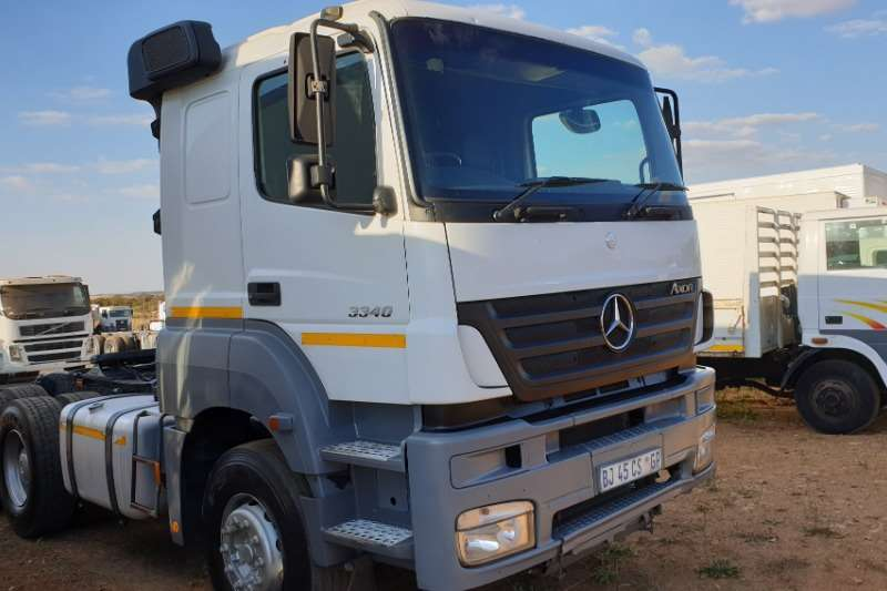 Mercedes Benz Truck tractors Double axle Axor 3340 2011
