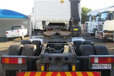 Mercedes Benz Double axle MERCEDES 2646 (6X4) Truck tractors
