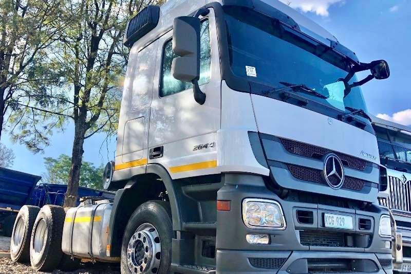 Mercedes Benz Truck tractors Double axle Mercedes Benz 2644 T/T 2013