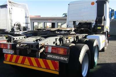 Mercedes Benz Double axle MERCEDES BENZ ACTROS 2641 Truck tractors