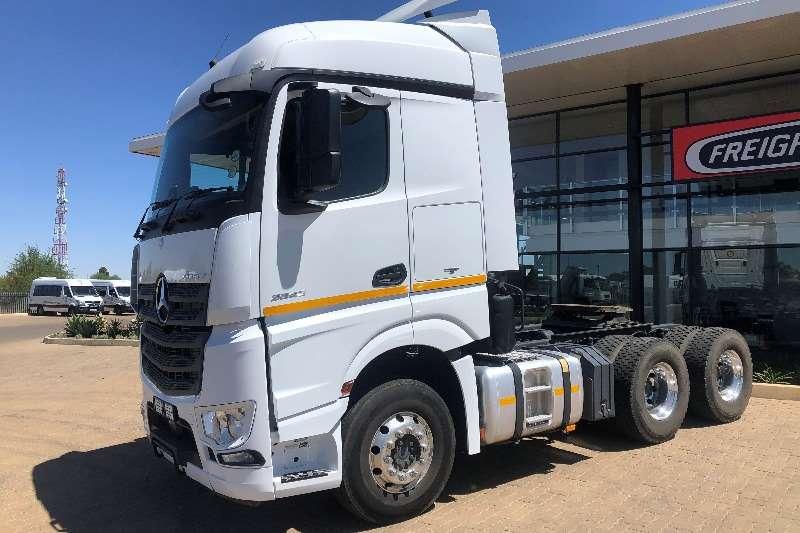 Mercedes Benz Truck tractors Double axle Mercedes Benz Actros2645 Euro 5 2018