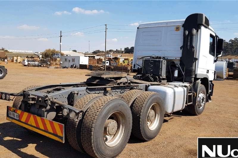 Mercedes Benz Double axle MERCEDES BENZ ACTROS 3344 6X4 HORSE Truck tractors