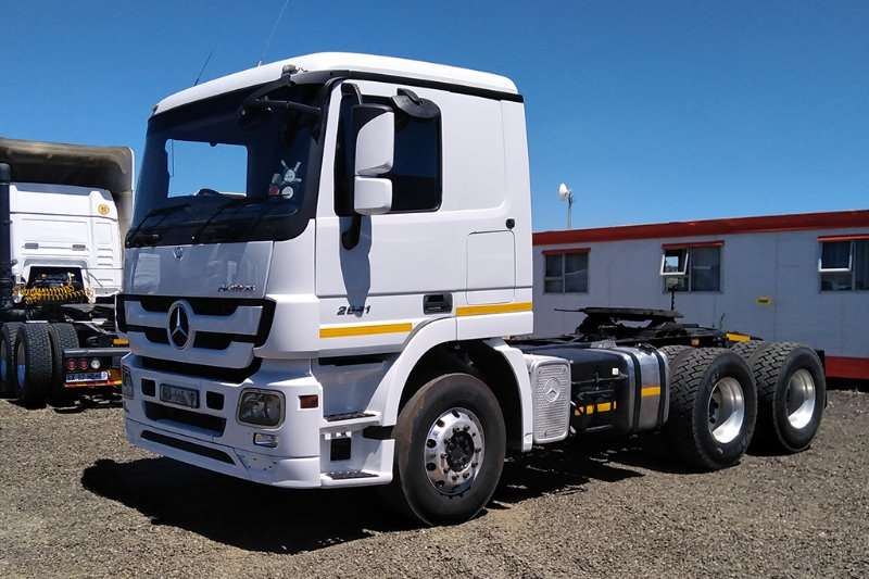 Mercedes Benz Truck tractors MERCEDES BENZ ACTROS 2641 2015
