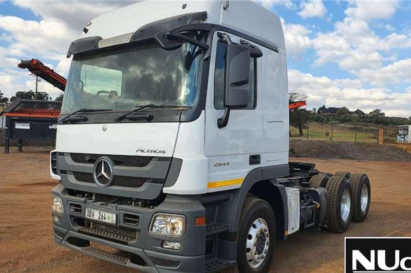 Mercedes Benz Truck tractors Mercedes Benz Actros 2644 6x4 Horse 2014