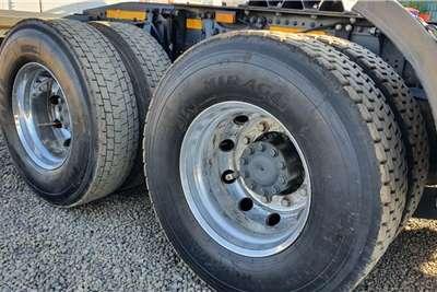 Mercedes Benz MERCEDES BENZ ACTROS 2646 Truck tractors