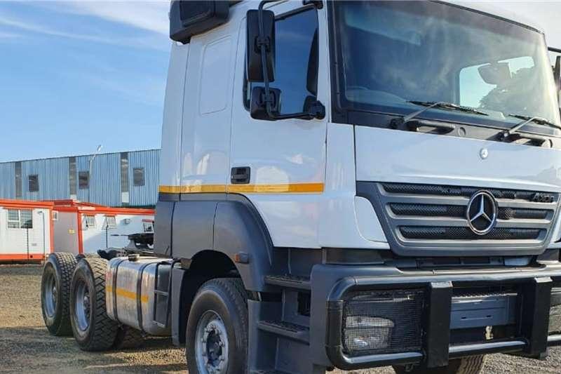 Mercedes Benz MERCEDES BENZ AXOR 3340 Truck tractors