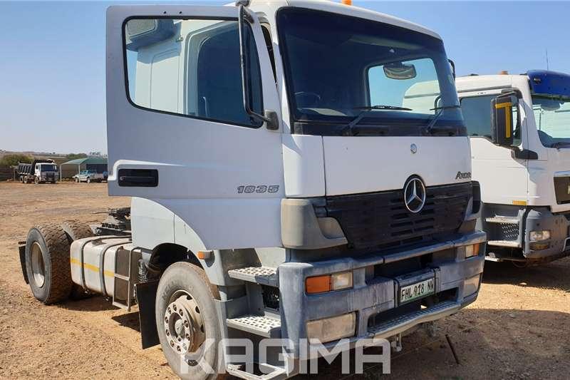Mercedes Benz Truck tractors Single axle Axor 1840 2004
